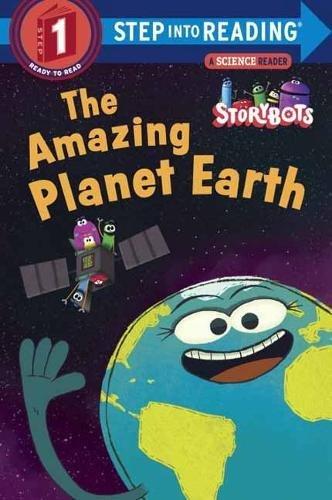 [xlZmX.B.e.s.t] The Amazing Planet Earth (StoryBots) (Step into Reading) by JibJab Bros Studios JibJab Bros Studios StoryBots Anna Dewdney [Z.I.P]