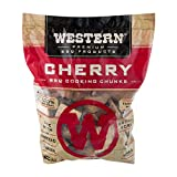 Western Premium BBQ Products Cherry BBQ Cooking Chunks, 549 cu in