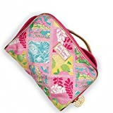 Estee Lauder Lilly Pulitzer Lilly Patch Cosmetic Makeup Bag
