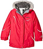 ZeroXposur Girls' Big Christine 3in1 System Jacket, Cerise, Small
