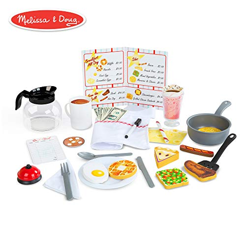 Melissa and Doug 41-Piece Star Diner Play Set - LOW PRICE!