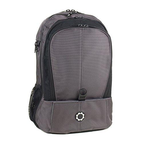 DadGear Backpack Diaper Bag - All Steel