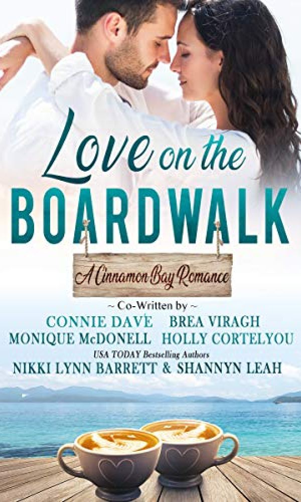Love on the Boardwalk, A Cinnamon Bay Novella
