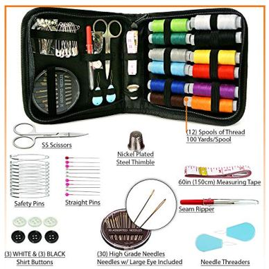 SEWING-KIT--a-NEEDLE-and-THREAD-KIT-for-SEWING--Portable-Basic-Sewing-Kits-for-Adults-for-On-The-Go-Repairs--Travel-Sewing-Kit-for-Quick-Fixes-a-Small-Sewing-Kit-with-Multiple-Color-Threads