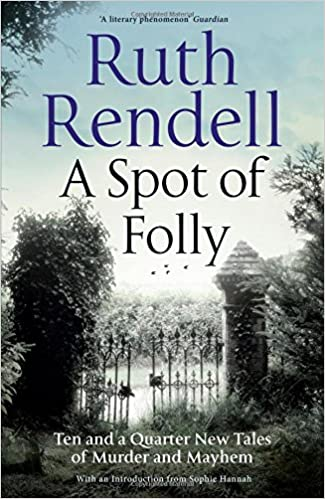 Image result for A Spot of Folly by Ruth Rendell