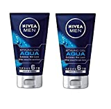 Nivea Men Aqua Styling Gel Mega Strong 6 150 Ml / 3.0 Fl Oz X 2 Gel