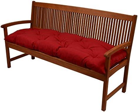 Ira Floor Pad Yoga Comfortable Cushion 180X50Cm Natural Swing Or 2 Seater Garden Bench Cushion