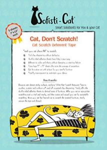 Cat-Scratching-Deterrent-Tape-Scratch-Control-Aid-Double-Sided-Cat-Training-Sticky-Tape-Biggest-on-The-Market-5-XL-Sheets-12x17