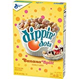 Banana Split Dippin' Dots Breakfast Cereal, 10 oz