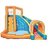 Bestway H2OGO! Turbo Splash Water Zone Mega Water Park Inflatable Summer Family Fun Amusement Party (Massive)