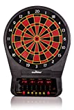 Arachnid Cricket Pro Tournament-quality Electronic Dartboard with Micro-thin Segment Dividers for Dramatically Reduced Bounce-outs and NylonTough Segments for Improved Durability and Playability