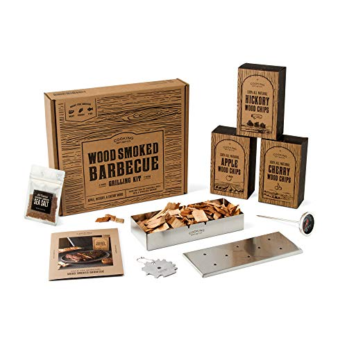 Smoked BBQ Grill Set - Wood Chips