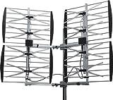 Xtreme Signal HDB8X 8-Bay VHF/UHF HDTV Bowtie Antenna