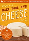 Product review for Make Your Own Cheese: 12 Recipes for Cheddar, Parmesan, Mozzarella, Self-Reliant Cheese, and More! (The Backyard Renaissance Collection)