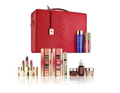 productos en promociones, estuches de maquillaje y cuidado de la piel l