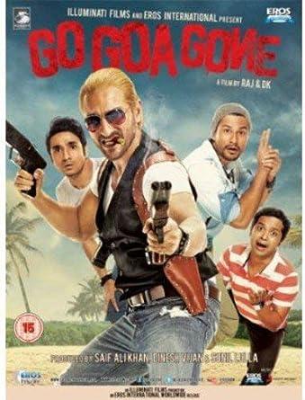 Download Go Goa Gone (2013) Hindi Full Movie 720p [1GB] | 1080p [2GB]