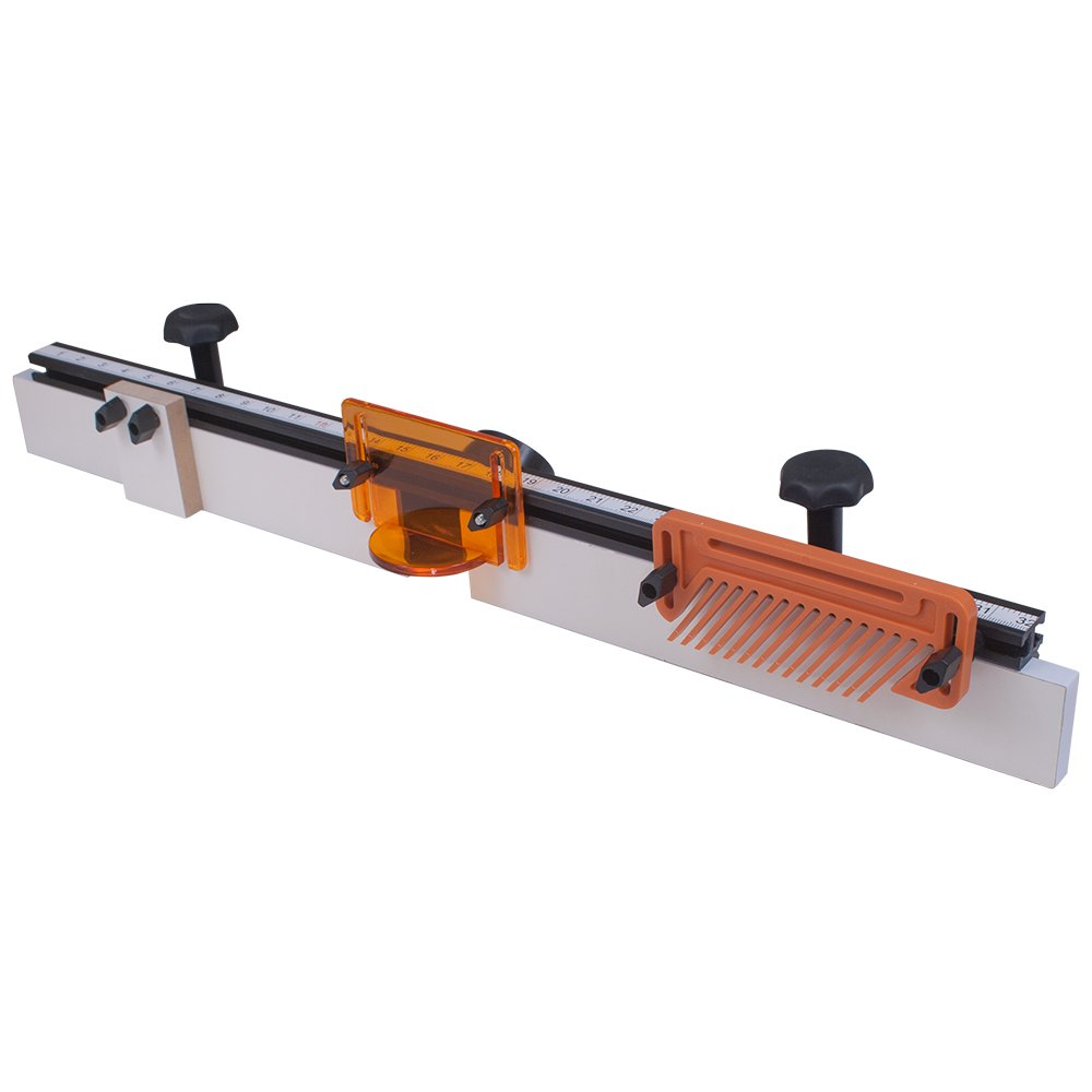 Deluxe Router Table Fence