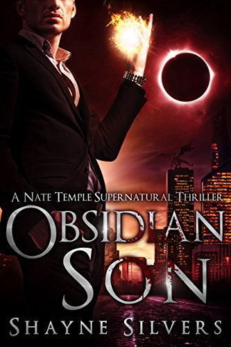 Obsidian Son: A Nate Temple Supernatural...