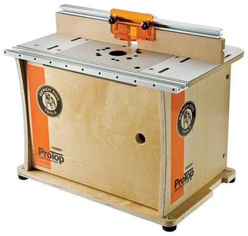 Bench Dog 40-001 ProTop Contractor Benchtop Router Table