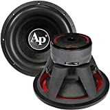 Audiopipe TXX-BD415 15' Woofer 2800 Watts Dual 4 Ohm Vc, Black, 17.5'x12'x17.5'