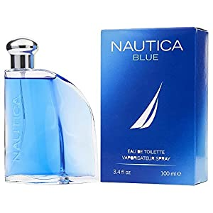 NAUTICA BLUE by Nautica EDT SPRAY 3.4 OZ for MEN ---(Package Of 2)