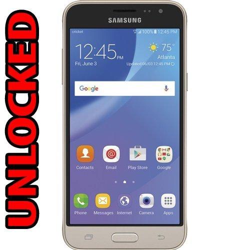 Samsung Galaxy Sol 4G LTE Unlocked 8GB Memory Cell Phone 5″ Quad Core SM-J321AZ