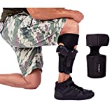 Ankle Holster for Concealed Carry   Adjustable Ankle Holster w. Strong Hoop&Loop for Men and Women – Ankle Holster for Glock 43 42 36 26 19, Smith&Wesson M&P Shield Bodyguard ,Ruger LCP LC9, Sig Sauer