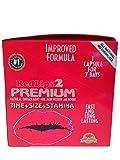 RedLips 2 Premium Improved Formula Male Enhancement Sex Pill 1250mg!- 24 Pills!