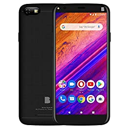 BLU Studio Mini -5.5HD Smartphone, 32GB+2GB Ram -Black title