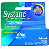 Systane Nighttime Lubricant Eye Ointment 3.50 g (Pack of 5)
