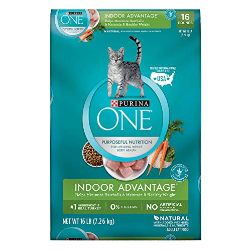 Purina ONE Indoor Advantage Adult Dry Cat Food