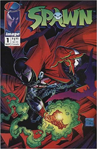 Image result for spawn 1 comic