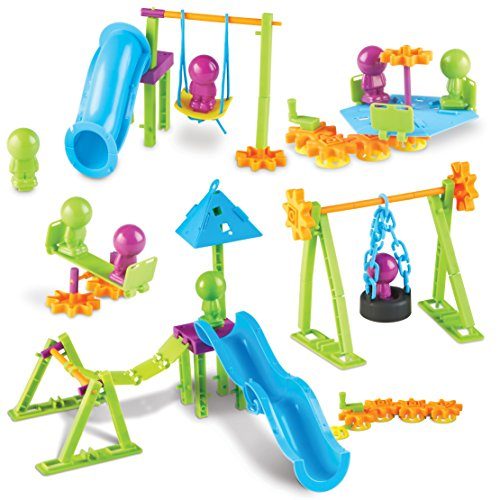 Learning Resources Playground Engineering & Design STEM Set