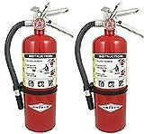 Amerex B500, 5lb ABC Dry Chemical Class A B C Fire Extinguisher (2)