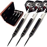 CUESOUL Dragon Series 25/23/21 Grams Steel Tip Darts
