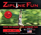 Adventure Parks ZLX Xtreme Zip Line 90'