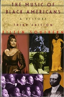 Music of Black Americans Book Cover