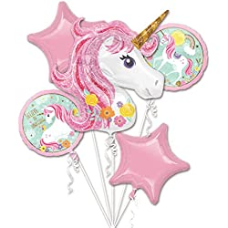 Magical Unicorn Bouquet Of Balloons