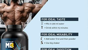 Muscleblaze 100% Whey Protein Supplement