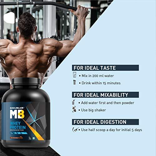 Muscleblaze 100% Whey Protein Supplement
