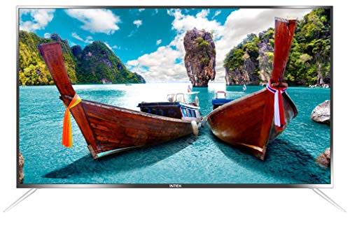 Intex 127 cm (50 inches) Full HD LED Smart TV SF5004 (Black) 1