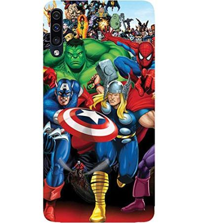 Superheroes Case Cover Image