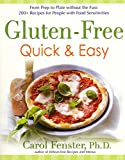 Product review for Gluten-Free Quick & Easy: From Prep to Plate Without the Fuss - 200+ Recipes for People with Food Sensitivities