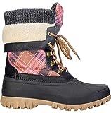 COUGAR Women's Creek Boot, Pink Scottish Plaid - 8