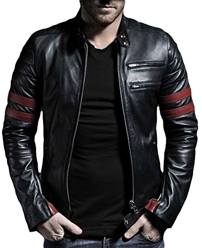 Laverapelle Men's Genuine Lambskin Leather Jacket (Black, Racer Jacket) - 1501535 14 Fashion Online Shop gifts for her gifts for him womens full figure