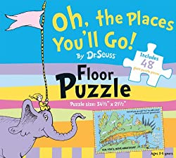 Dr. Seuss Floor Puzzle