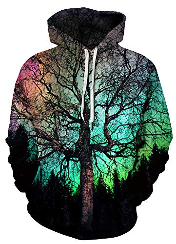 Azuki Unisex Fashion 3D Digital Printed Pullover Hoodies 1 Fashion Online Shop Gifts for her Gifts for him womens full figure