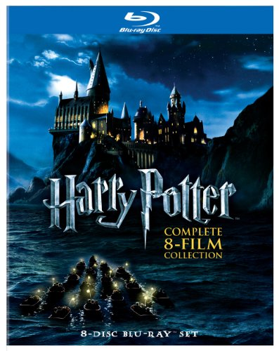 Harry Potter: Complete 8-Film Collection [Blu-ray] 1