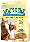 Product review for Banana Rounders Horse Treat 30 oz (850 g)