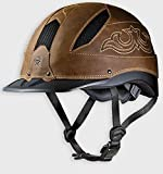Product review for Troxel Cheyenne Helmet, Brown, Large